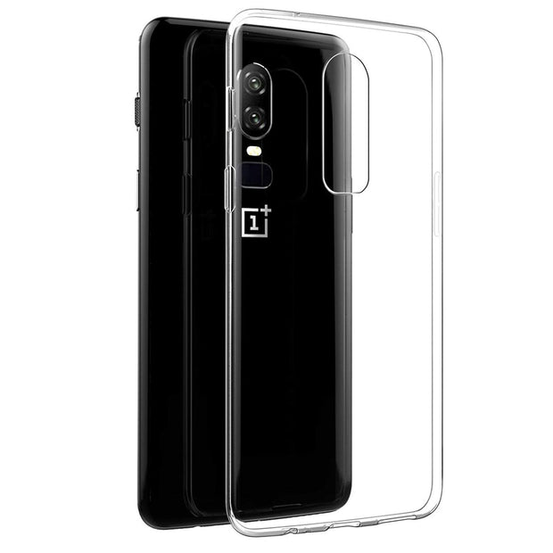 Ultra Thin Slim 0.3mm Clear Transparent Soft TPU Case For OnePlus 3 3T 5 5T 6 6T Cell Phone Back Cover Case