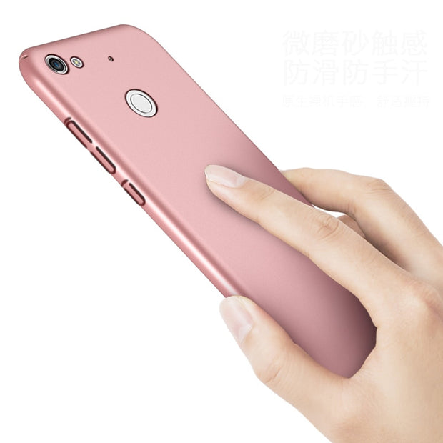 Ultra-thin PC Back For LeEco Letv 1S Case Cover Matte Coque