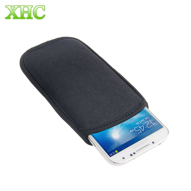 Universal Phone Waterproof Nylon Material Case / Carry Bag For IPhone 6 / Samsung Galaxy SIII / I9300/ Galaxy S IV / I9500 Etc