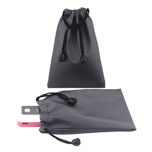 Universal Portable Drawstring Waterproof Pouch For Motorola Moto X2 X 2nd Gen XT1097 XT1094 XT1096 Nylon Packaging Case Gift Bag