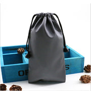 Universal Portable Drawstring Waterproof Pouch For Motorola Motoluxe Moto XT615 Nylon Packaging Case Gift Bag