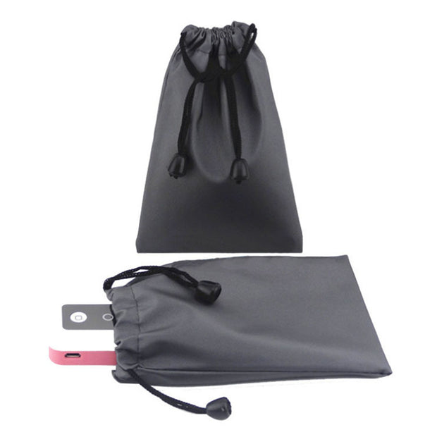 Universal Portable Drawstring Waterproof Pouch For OPPO Find 7 5 R9 R9s R7 R7S Plus A59 F1 F1s A53 Nylon Packaging Case Gift Bag