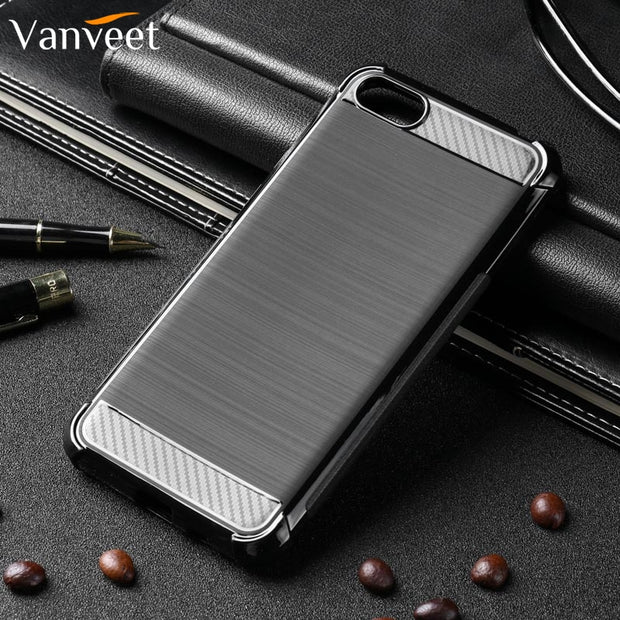 Vanveet Soft Case For Huawei Y5 2018 Case Silicone For Huawei Honor 7A Case Shockproof Cover Back Housing Capa Y5 Prime 2018 Bag