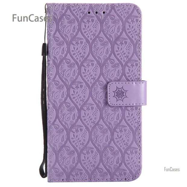 Vine Emboss Flip Case SFor Coverage Moto X Style PU Leather Back Cover Bag Vintage Telefon Aksesuar Case SFor Motorola X Style