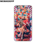 WEBBEDEPP 2nel Cl Hard Phone Case For IPhone X XS Max XR 7 8 6S Plus 5 5S SE 5C 4 4S Cover