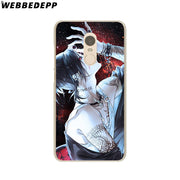 WEBBEDEPP Anime Tokyo Ghouls 1 Phone Case For Xiaomi Redmi 4X 4A 5A 5 Plus 6 Pro 6A S2 Note 5 6 Pro 4X Cover