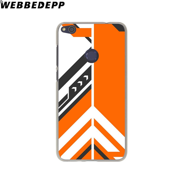 WEBBEDEPP Asiimov Phone Case For Huawei P20 Pro Smart P10 P9 Lite 2016/2017 P8 Lite 2015/2017 Cover