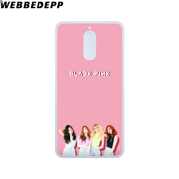 WEBBEDEPP BLACKPINK Phone Case For Huawei Nova 3i 2i Mate 20 10 Lite Pro Y7 Y6 Y5 2017 II Cover