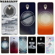 WEBBEDEPP BMTH Bring Me The Horizon Phone Case For Meizu M6 M5 M3 Note M6S M5S M5C M3S Mini Cover