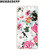 WEBBEDEPP Beautiful Flowers Datura Flower Phone Case For Meizu M6 M5 M3 Note M6S M5S M5C M3S Mini Cover