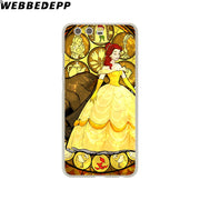 WEBBEDEPP Beauty And The Beast Phone Case For Huawei P20 Pro Smart P10 P9 Lite 2016/2017 P8 Lite 2015/2017 Cover