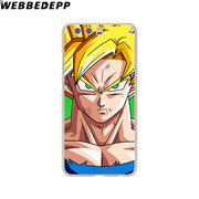 WEBBEDEPP Dragon Ball Z Phone Case For Huawei P20 Pro Smart P10 P9 Lite 2016/2017 P8 Lite 2015/2017 Cover