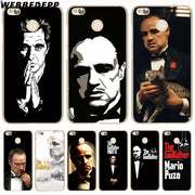 WEBBEDEPP Godfather Classics 01 Phone Case For Xiaomi Redmi 4X 4A 5A 5 Plus 6 Pro 6A S2 Note 5 6 Pro 4X Cover