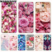 WEBBEDEPP Nature And Flowers Phone Case For Meizu M6 M5 M3 Note M6S M5S M5C M3S Mini Cover