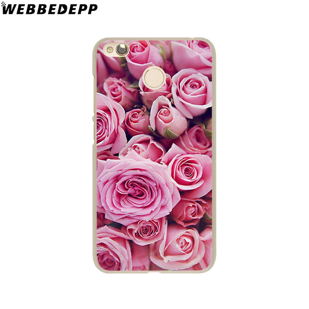 WEBBEDEPP Nature And Flowers Phone Case For Xiaomi Redmi 4X 4A 5A 5 Plus 6 Pro 6A S2 Note 5 6 Pro 4X Cover