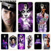 WEBBEDEPP Prince Rogers Nelson Phone Case For Meizu M6 M5 M3 Note M6S M5S M5C M3S Mini Cover