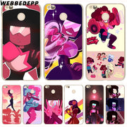 WEBBEDEPP STEVEN UNIVERSE GARNET Phone Case For Xiaomi Redmi 4X 4A 5A 5 Plus 6 Pro 6A S2 Note 5 6 Pro 4X Cover