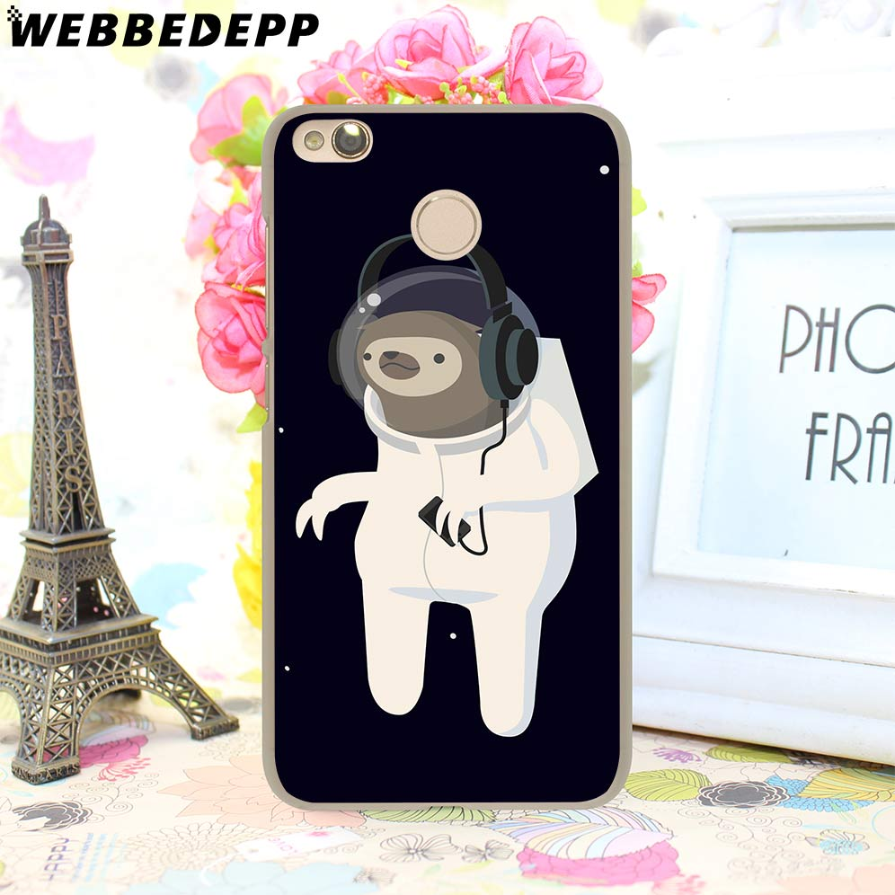 Half-wrapped Case Webbedepp Space Moons Cartoon Phone Hard Case For Xiaomi Mi 8 9 Se 5s 5x 6x 6 5 Mi A1 A2 Lite F1 Mix 2s Max 3 Cover
