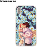 WEBBEDEPP Star Vs The Forces Of Evil Hard Phone Case For IPhone X XS Max XR 7 8 6S Plus 5 5S SE 5C 4 4S Cover