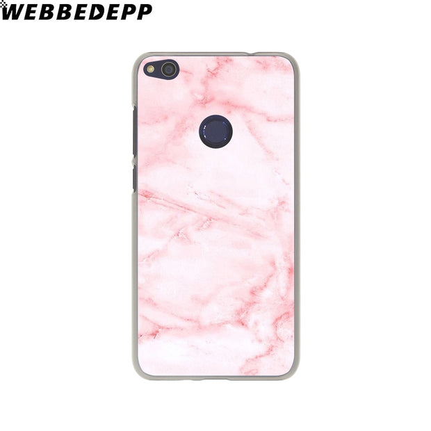 WEBBEDEPP Watercolor Marble Tiles Stone Phone Case For Huawei P20 Pro Smart P10 P9 Lite 2016/2017 P8 Lite 2015/2017 Cover