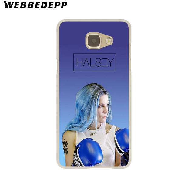 WEBBEDEPP Welcome To The Badlands Hard Case For Galaxy A3 A5 2015 2016 2017 A6 A8 Plus 2018 Note 8 9 Grand Cover