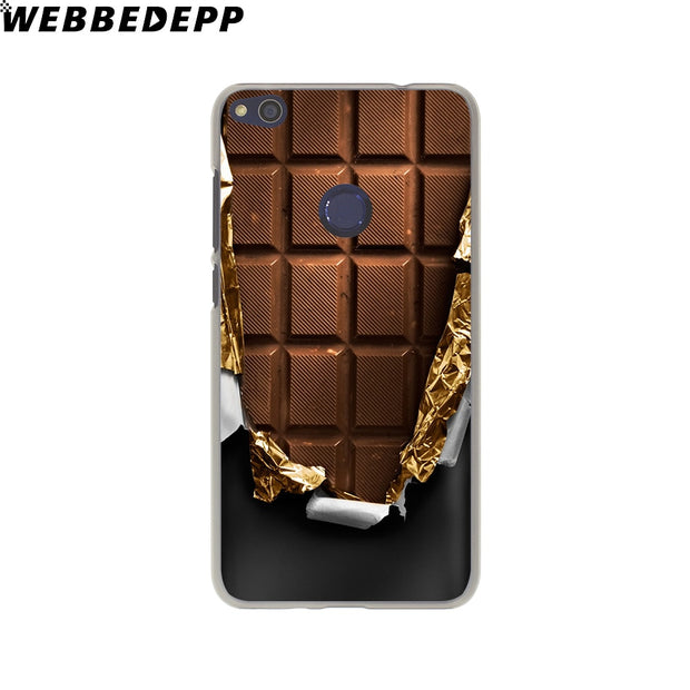 WEBBEDEPP Alenka Bar Wonka Chocolate Phone Case For Huawei P20 Pro Smart P10 P9 Lite 2016/2017 P8 Lite 2015/2017 Cover
