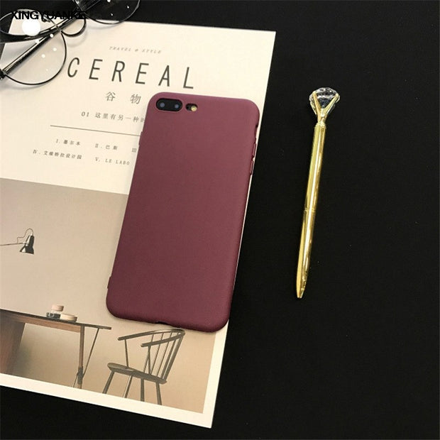 XINGYUANKE 3D Luxury Wine Red Phone Case For OPPO F3 Case Fashion Coque For OPPO A77 Case Soft Silicone Cover Fundas Capa