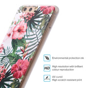 XIX For Fundas Huawei Mate 10 Case Pink Flowers Soft Silicone TPU For Cover Huawei Mate 10 2017 New Arrivals For Mate 10 Case