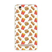 Xiaomi Redmi 5a Case,Silicon Rich Food Painting Soft TPU Back Cover For Xiaomi Redmi 5a Phone Fitted Case Shell