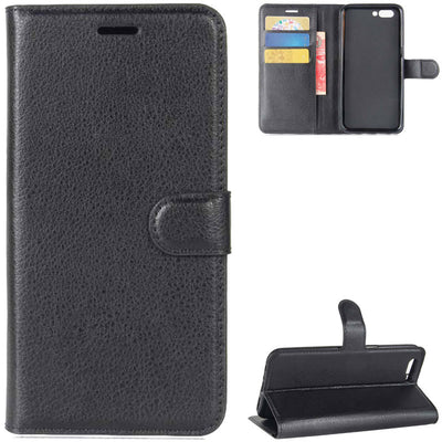 YINGHUI Magnetic Wallet Luxury Elegant Pu Leather Phone Case For Oppo R11