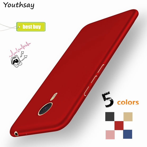 Youthsay For Phone Case Meizu Pro 6 Case GR5 X5 Luxury Slip Slim Armor Cover For Meizu Pro 6 Cases For Meizu Pro6 Cover 5.2 Inch