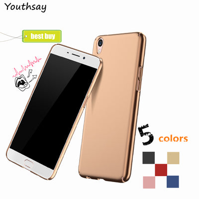 Youthsay For Phone Case Oppo R9 Case R9T R9M Luxury Slip Slim Armor Cover For Oppo R9 Cases For Oppo F1 Plus Cover 6.0 Inch