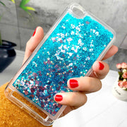 ZFTANG For Xiaomi Redmi 5A Case Glitter Liquid Silicone Soft TPU Phone Cases For Coque Xiaomi Redmi 5A Pro Prime Case Back Cover