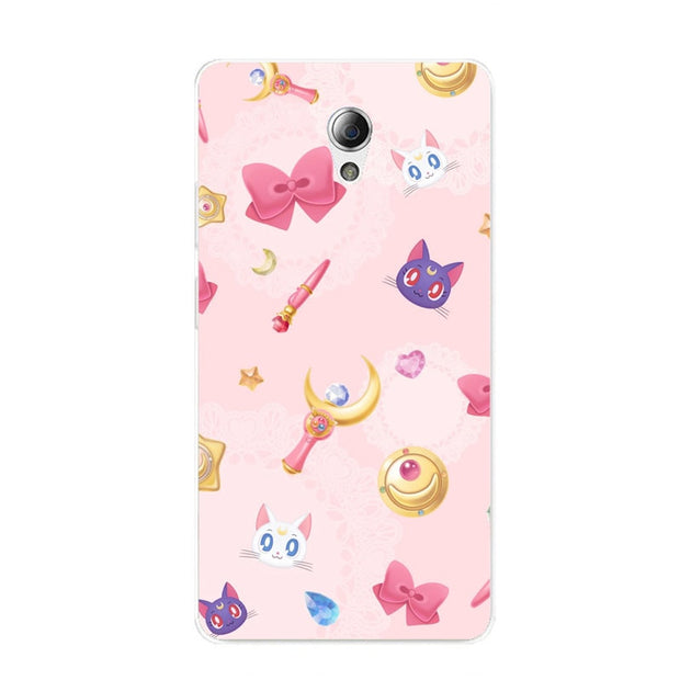ZTE Blade A110 Case,Silicon Bubble Cat Painting Soft TPU Back Cover For ZTE Blade A110 Phone Fitted Bags Shell