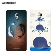 ZTE Blade A110 Case,Silicon Popular Whimsy Painting Soft TPU Back Cover For ZTE Blade A110 Phone Protect Bags Shell