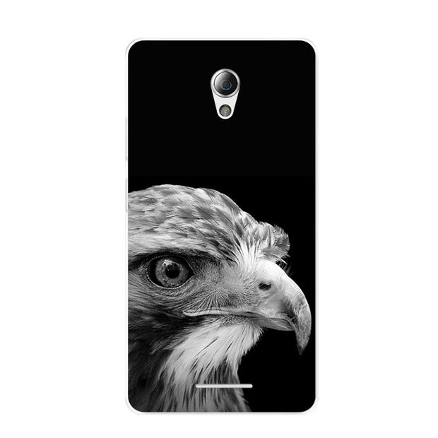 ZTE Blade A110 Case,Silicon Bandersnatch Painting Soft TPU Back Cover For ZTE Blade A110 Phone Protect Bags Shell