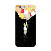 ZTE Blade A512 Case,Silicon Colorful Food Painting Soft TPU Back Cover For ZTE Blade A512 Phone Fitted Case Shell