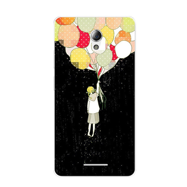 ZTE Blade L110 Case,Silicon Colorful Food Painting Soft TPU Back Cover For ZTE Blade L110 Phone Fitted Bags Shell