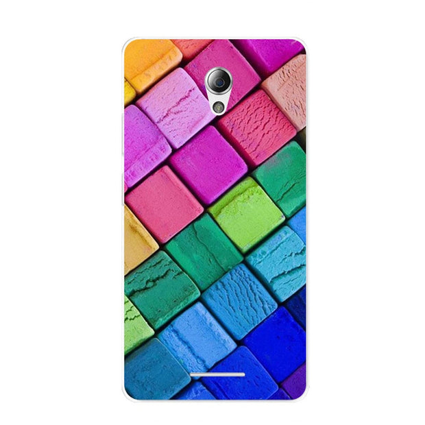 ZTE Blade L110 Case,Silicon Graffiti Painting Soft TPU Back Cover For ZTE Blade L110 Phone Protect Bags Shell