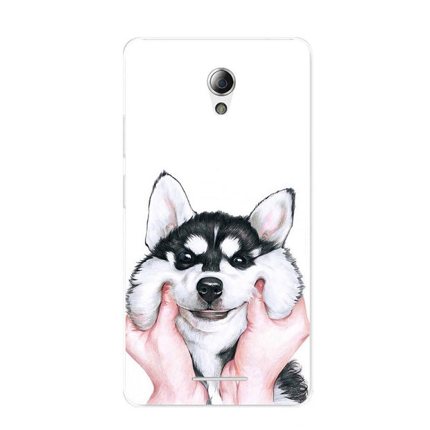 ZTE Blade L110 Case,Silicon Popular Whimsy Painting Soft TPU Back Cover For ZTE Blade L110 Phone Fitted Bags Shell