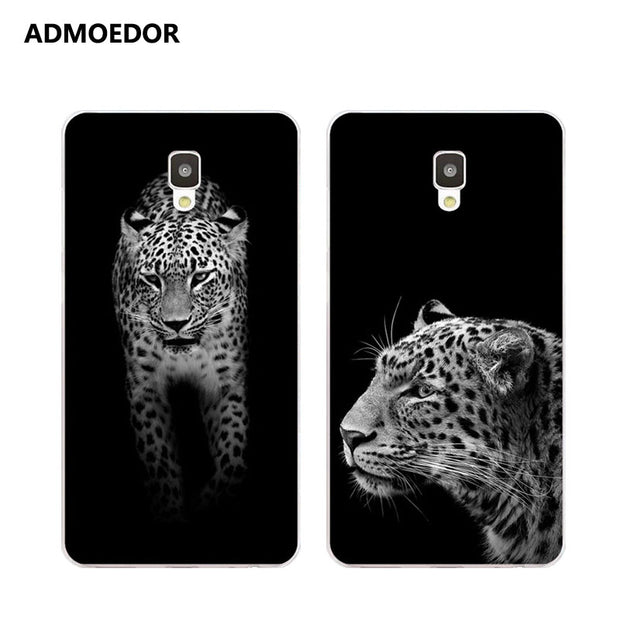 ZTE Blade L110 Case,Silicon Bandersnatch Painting Soft TPU Back Cover For ZTE Blade L110 Phone Protect Bags Shell