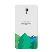 ZTE Blade L110 Case,Silicon Landscape Painting Soft TPU Back Cover For ZTE Blade L110 Phone Fitted Bags Shell