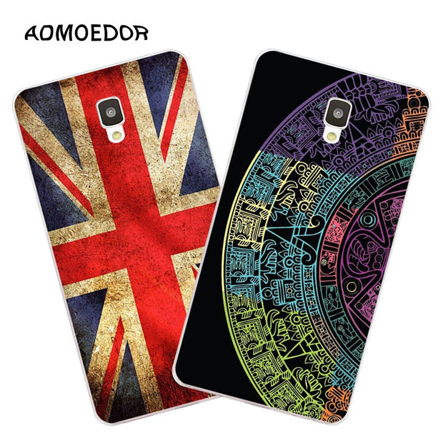 ZTE Blade L5 Plus Case,Silicon Antique Items Painting Soft TPU Back Cover For ZTE Blade L5 Plus Phone Fitted Bags Shell