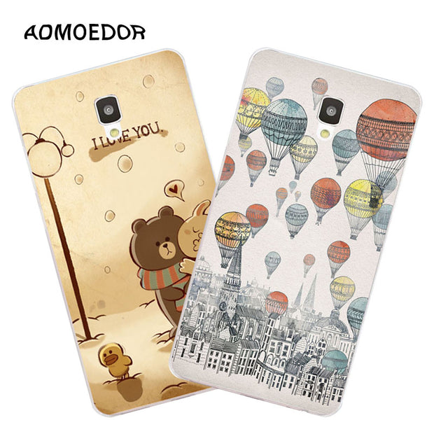 ZTE Blade L5 Plus Case,Silicon Fashion Cartoon Painting Soft TPU Back Cover For ZTE Blade L5 Plus Phone Fitted Bags Shell