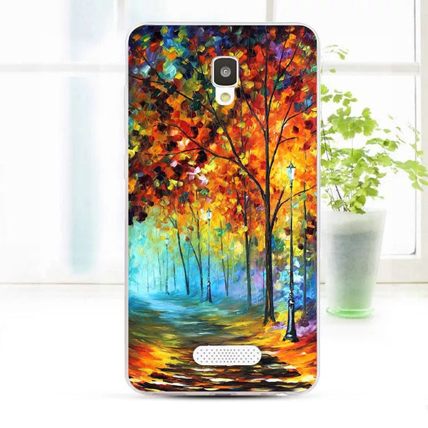 ZTE Blade L5 Plus Case,Silicon Graffiti 3D Relief Painting Soft TPU Back Cover For ZTE Blade L5 Plus Phone Fitted Bags Shell