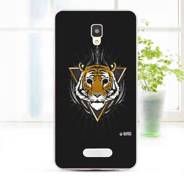 ZTE Blade L5 Plus Case,Silicon Phanton Cartoon Painting Soft TPU Back Cover For ZTE Blade L5 Plus Phone Fitted Bags Shell