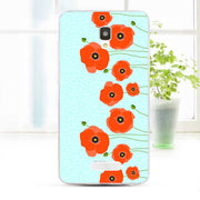ZTE Blade L5 Plus Case,Silicon Flowers 3D Relief Painting Soft TPU Back Cover For ZTE Blade L5 Plus Phone Protect Bags Shell