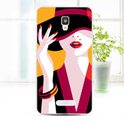 ZTE Blade L5 Plus Case,Silicon Panda Painting Soft TPU Back Cover For ZTE Blade L5 Plus Phone Fitted Bags Shell