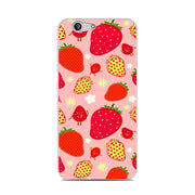 ZTE Blade Z10 Case,Silicon Colorful Food Painting Soft TPU Back Cover For ZTE Blade Z10 Phone Fitted Case Shell