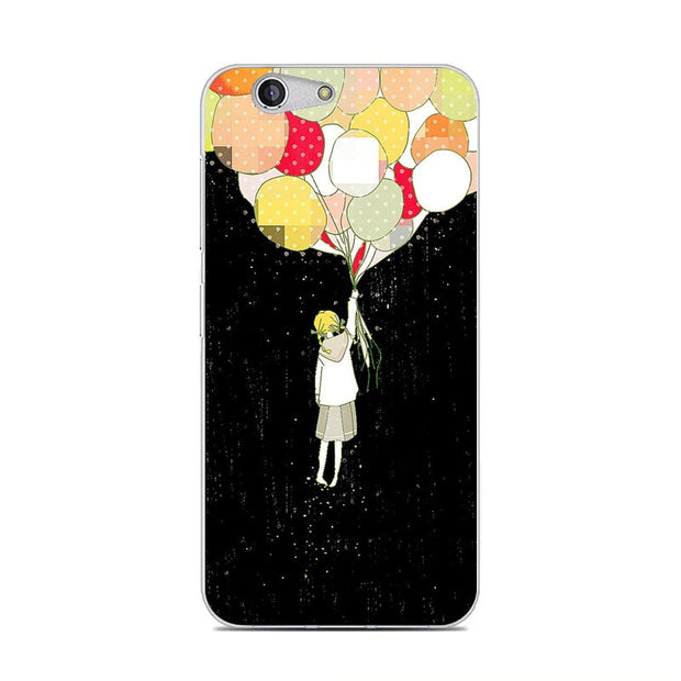 ZTE Blade Z10 Case,Silicon Colorful Food Painting Soft TPU Back Cover For ZTE Blade Z10 Phone Protect Case Shell